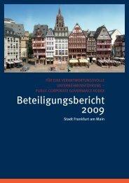 BB 2009 (pdf, 2.9 MB) - Frankfurt am Main