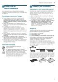 Siemens Domino induction Siemens EX375FXB1E - notice - Page 7