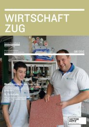Metall- und Stahlbau - Gewerbeverband Kanton Zug