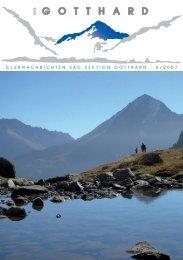 einladung zur Klausfeier - SAC-Gotthard
