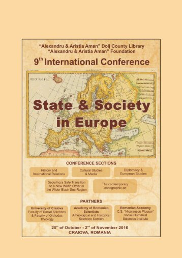 State & Society in Europe