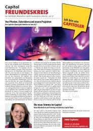 Newsletter-Freundeskreis - November 2016