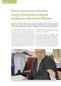 partychuchi - Gewerbeverband Kanton Zug - Page 4