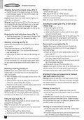 Black Et Decker Balai vapeur Black Et Decker FSMH1621R 10 en 1 - notice - Page 6