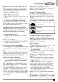 Black Et Decker Balai vapeur Black Et Decker FSMH1621R 10 en 1 - notice - Page 7