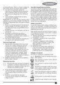 BlackandDecker Aspirateur Soufflant- Gw3050 - Type 1 - Instruction Manual (Balkans) - Page 7
