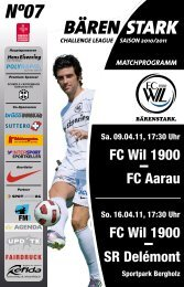1 - FC Wil