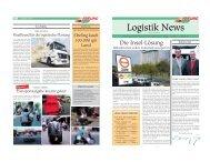 Logistik-News, Ausgabe 3 (1. Halbjahr 2007) - Internationale ...
