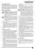 BlackandDecker Balai Laveur Vapeur- Fsm1610 - Type 1 - Instruction Manual (Lettonie) - Page 5