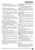 BlackandDecker Balai Laveur Vapeur- Fsm1610 - Type 1 - Instruction Manual (Lettonie) - Page 7