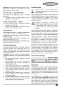 BlackandDecker Aspirateur Auto- Adv1210 - Type H1 - Instruction Manual (Lituanie) - Page 7