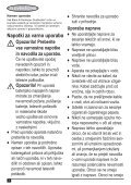 BlackandDecker Aspirateur Auto- Adv1220 - Type H1 - Instruction Manual (Balkans) - Page 4