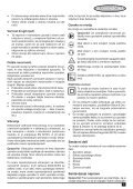 BlackandDecker Taille Haies- Gt4550 - Type 1 - Instruction Manual (Balkans) - Page 7