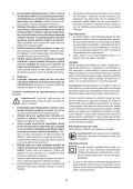 BlackandDecker Marteau Perforateur- Cd714re - Type 2 - Instruction Manual (Roumanie) - Page 5