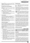 BlackandDecker Aspirateur Auto- Adv1220 - Type H1 - Instruction Manual (Lituanie) - Page 7