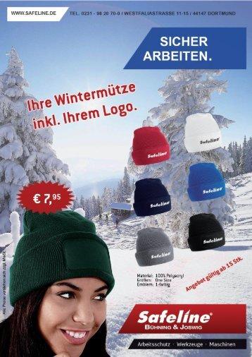 Flyer_Wintermützen_mit_Logo