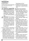 BlackandDecker Aspirateur Auto- Adv1210 - Type H1 - Instruction Manual (Estonie) - Page 4