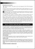 BlackandDecker Presse Fruits- Lcj82 - Type 1 - Instruction Manual (Anglaise - Arabe) - Page 5