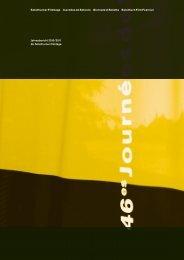 Download PDF Jahresbericht SGSF 2011 mit Anhang zum