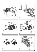 BlackandDecker Marteau Perforateur- Kr604re - Type 1 - Instruction Manual (Balkans) - Page 3