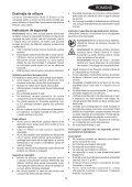 BlackandDecker Lampe Spot- Bdsl302 - Type 1 - Instruction Manual (Roumanie) - Page 3