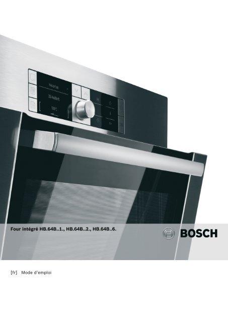 bosch four encastrable bosch ex