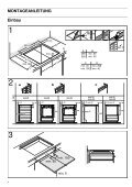 Bosch Table induction Bosch PIM611B18E - notice - Page 4