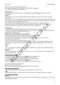 Blaupunkt Radio analogique Blaupunkt BA-208 - notice - Page 3