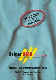Linde Belp - Belper KMU