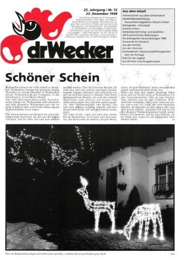 Schöner Schein/>c - DigiBern