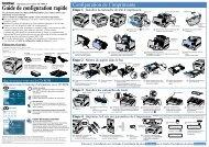 Brother HL-4000CN - Guide d'installation rapide/ guide de configuration réseau