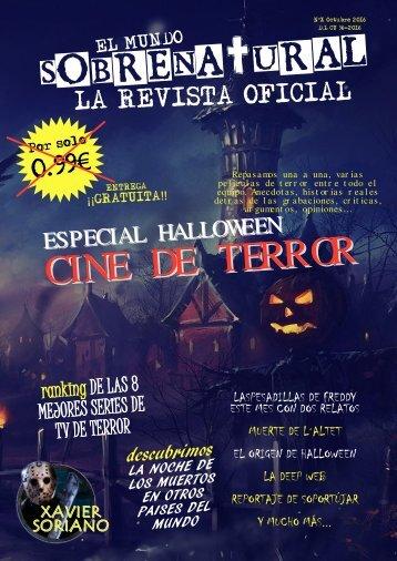 El Mundo Sobrenatural Octubre 2016 - Especial Halloween