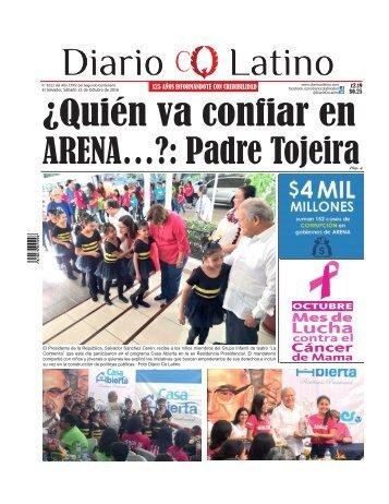 Edición 22 de Octubre de 2016