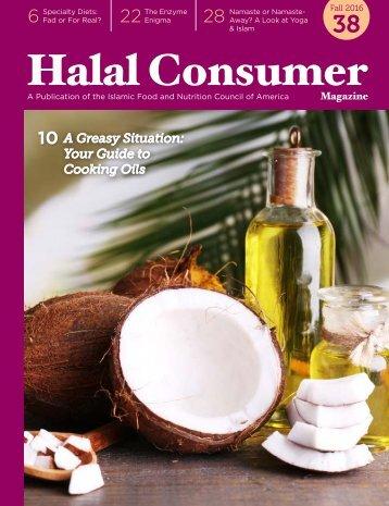 Halal Consumer