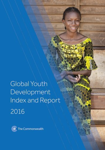 Global Youth Development Index and Report 2016