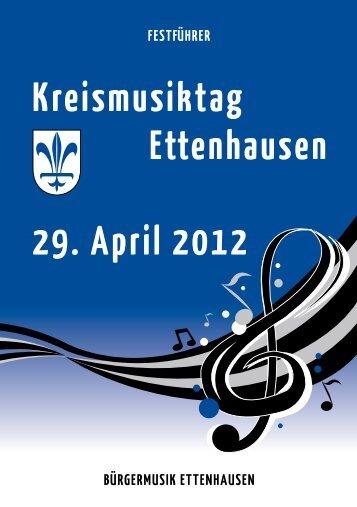 REGI Die Neue - Bürgermusik Ettenhausen