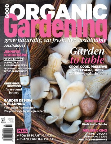 4. Good Organic Gardening - July-August 2016 AvxHome.in
