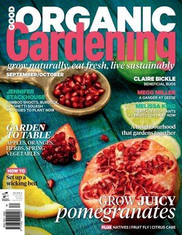 5. Good Organic Gardening - September-October 2016 AvxHome.in