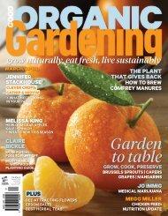 2. Good Organic Gardening - March-April 2016