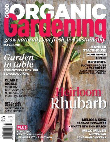 3. Good Organic Gardening - May-June 2016 AvxHome.in