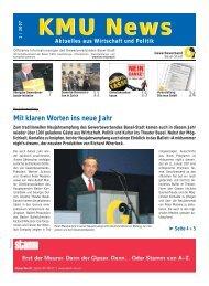 11 7 24 15 Mit klaren Worten ins neue Jahr - KMU-Channel ...