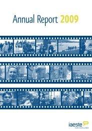 Annual Report 2009 - IAESTE Switzerland