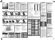 Brother PT-90 - Guide utilisateur
