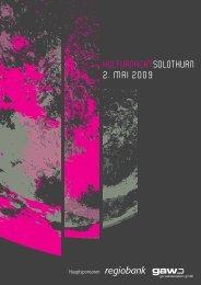 London – Mailand – Solothurn - verein solothurner ...