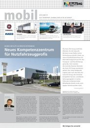 Transportjournal 1 / 2011 - Auto AG