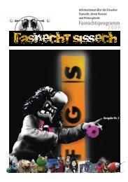 Fasnachtsprogramm - FGS-Sissach