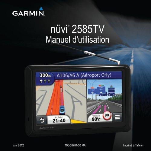 Garmin nüvi® 2585TV, MapSource Product Creator - Manuel d'utilisation