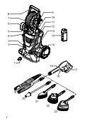 Karcher K 5.700 - manuals - Page 2