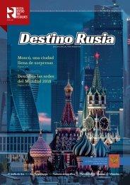 Moscú una ciudad l lena de sorpresas Descubra las sedes del Mundial 2018