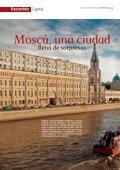 Moscú una ciudad l lena de sorpresas Descubra las sedes del Mundial 2018 - Page 6